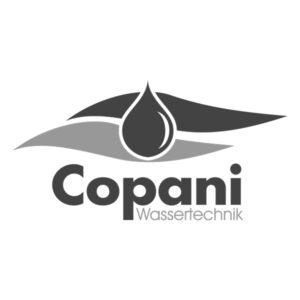 Logo Copani Wassertechnik