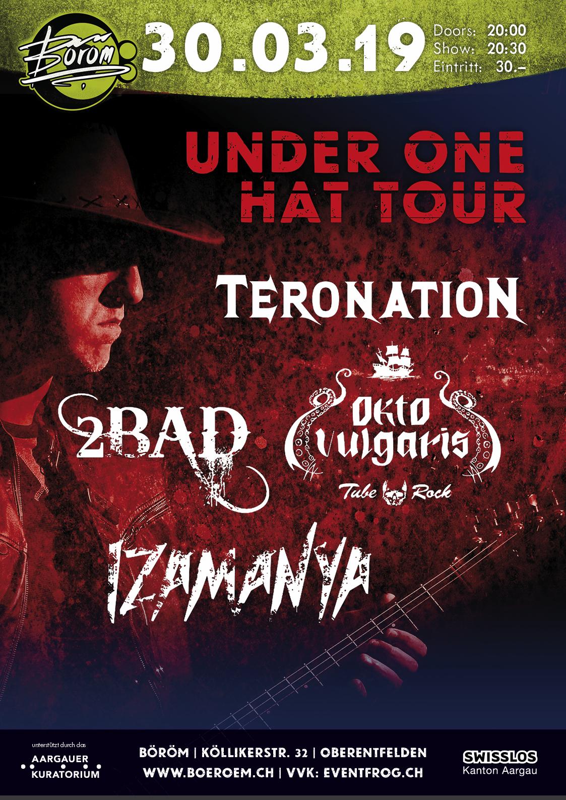 Under One Hat Tour