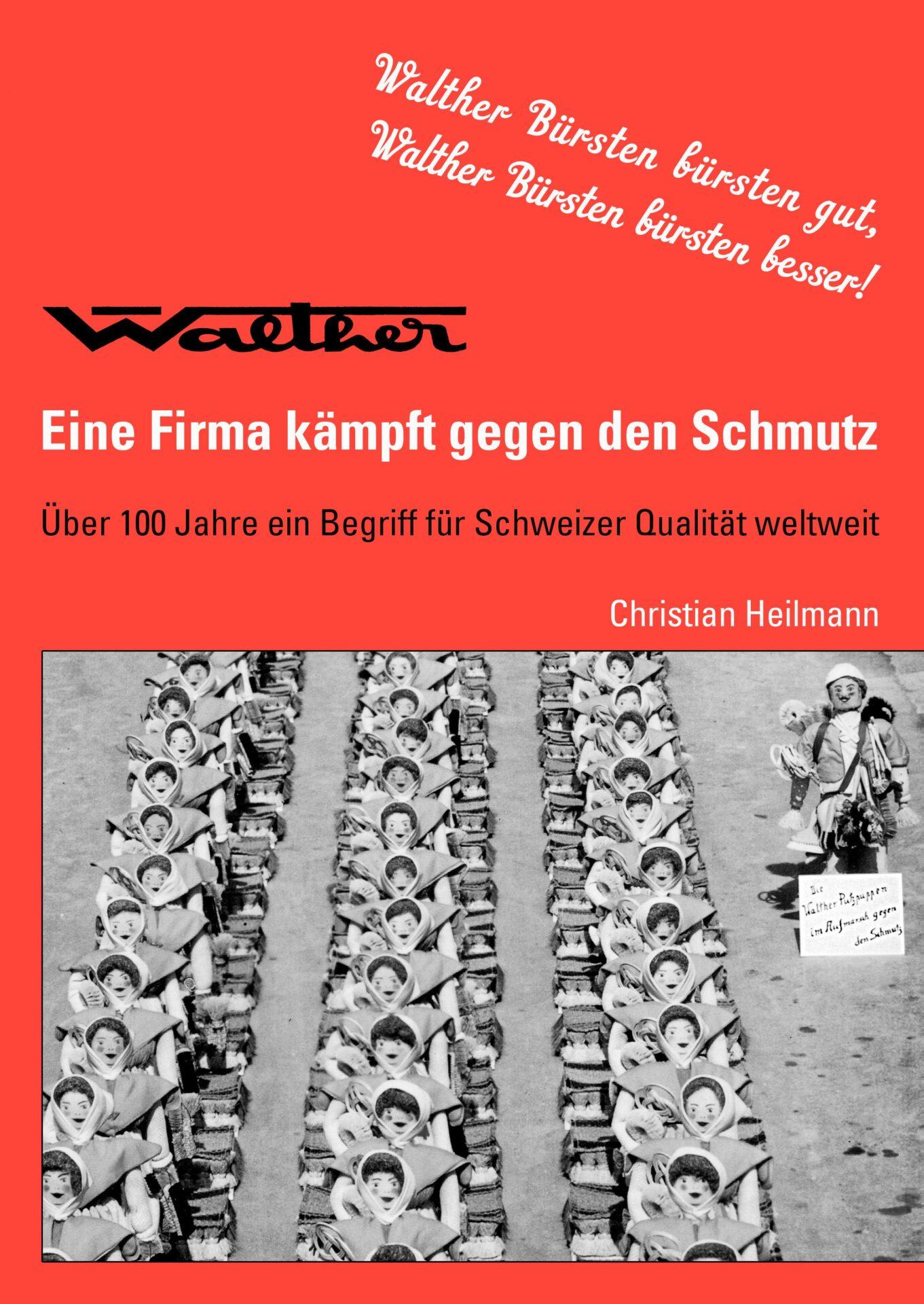 Buchtitelseite Christian Heilmann