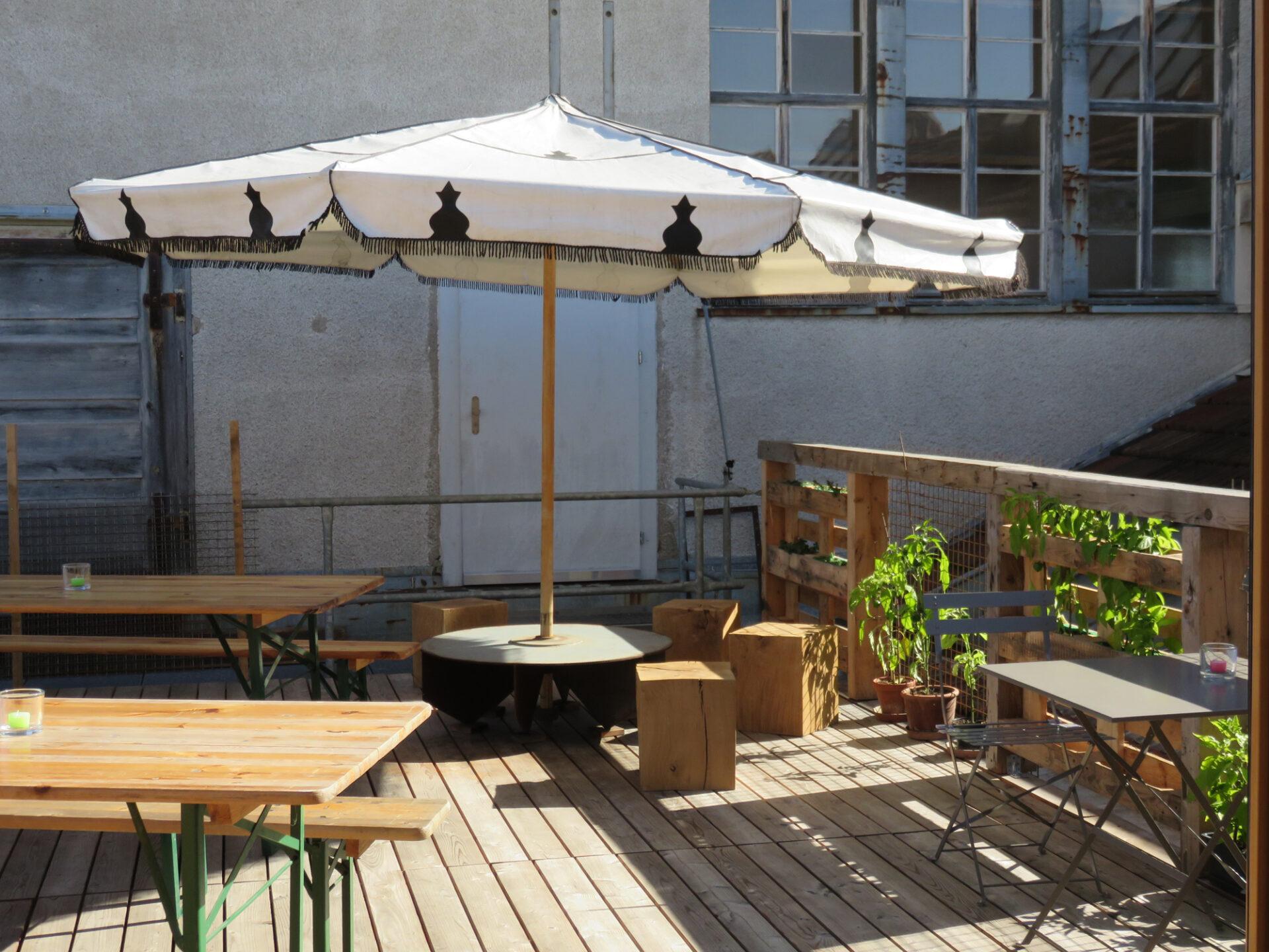Terrasse Habanero Lounge