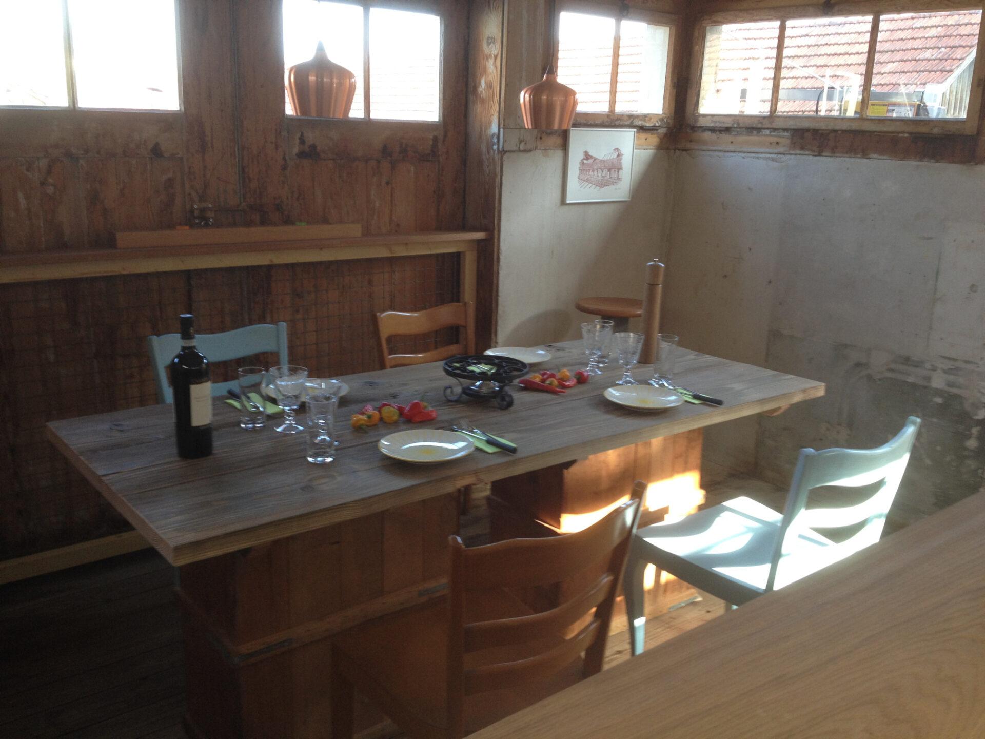 Innenaufnahme Habanero Lounge