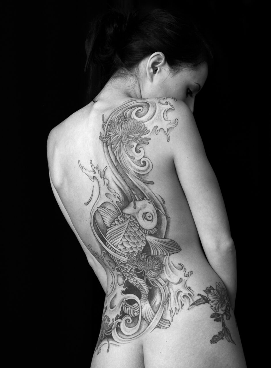 Foto Tattoos and Art