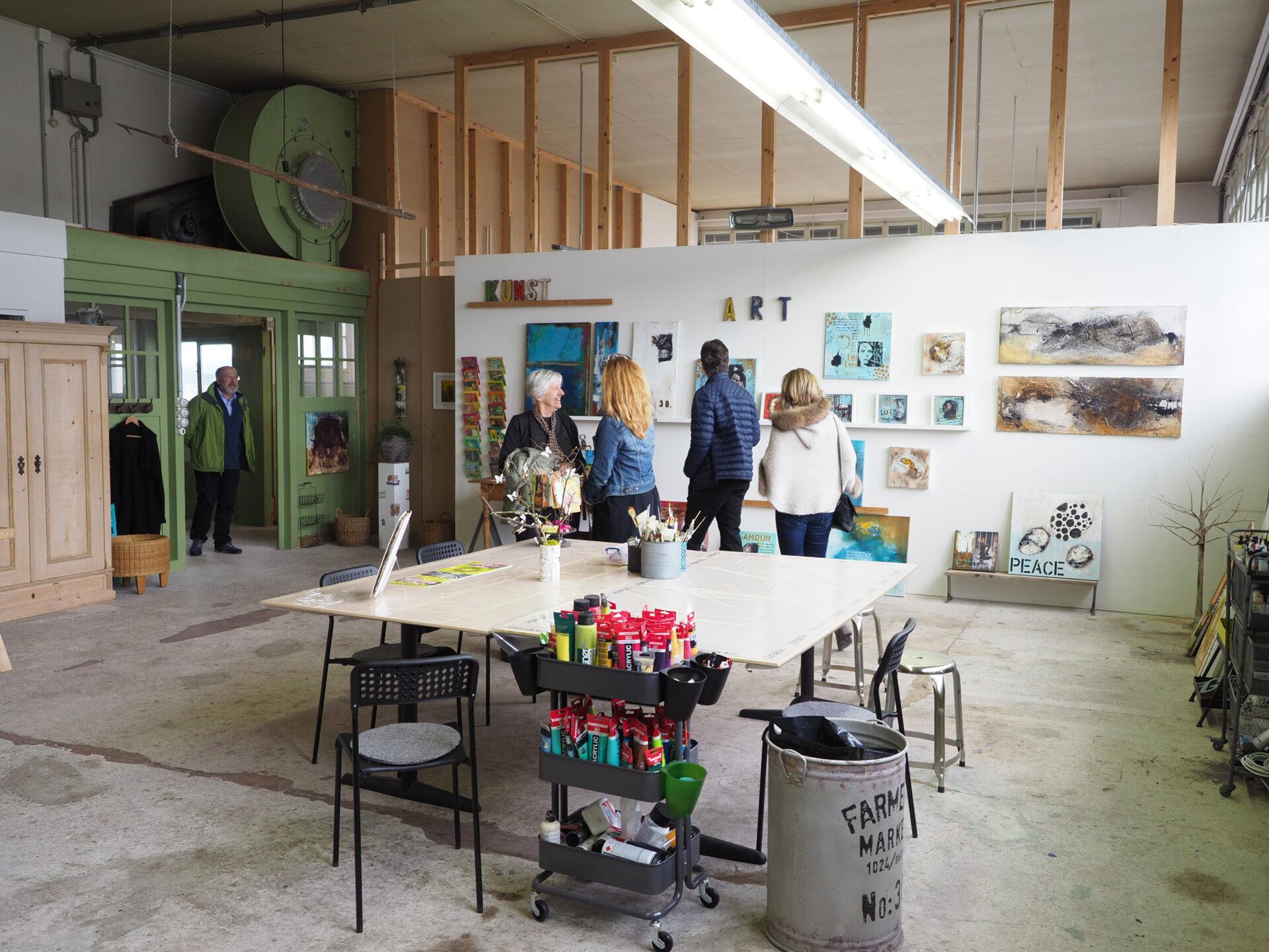 Atelier in der Alten Bürsti