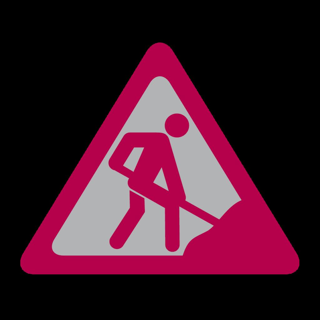 Logo Bauarbeiten