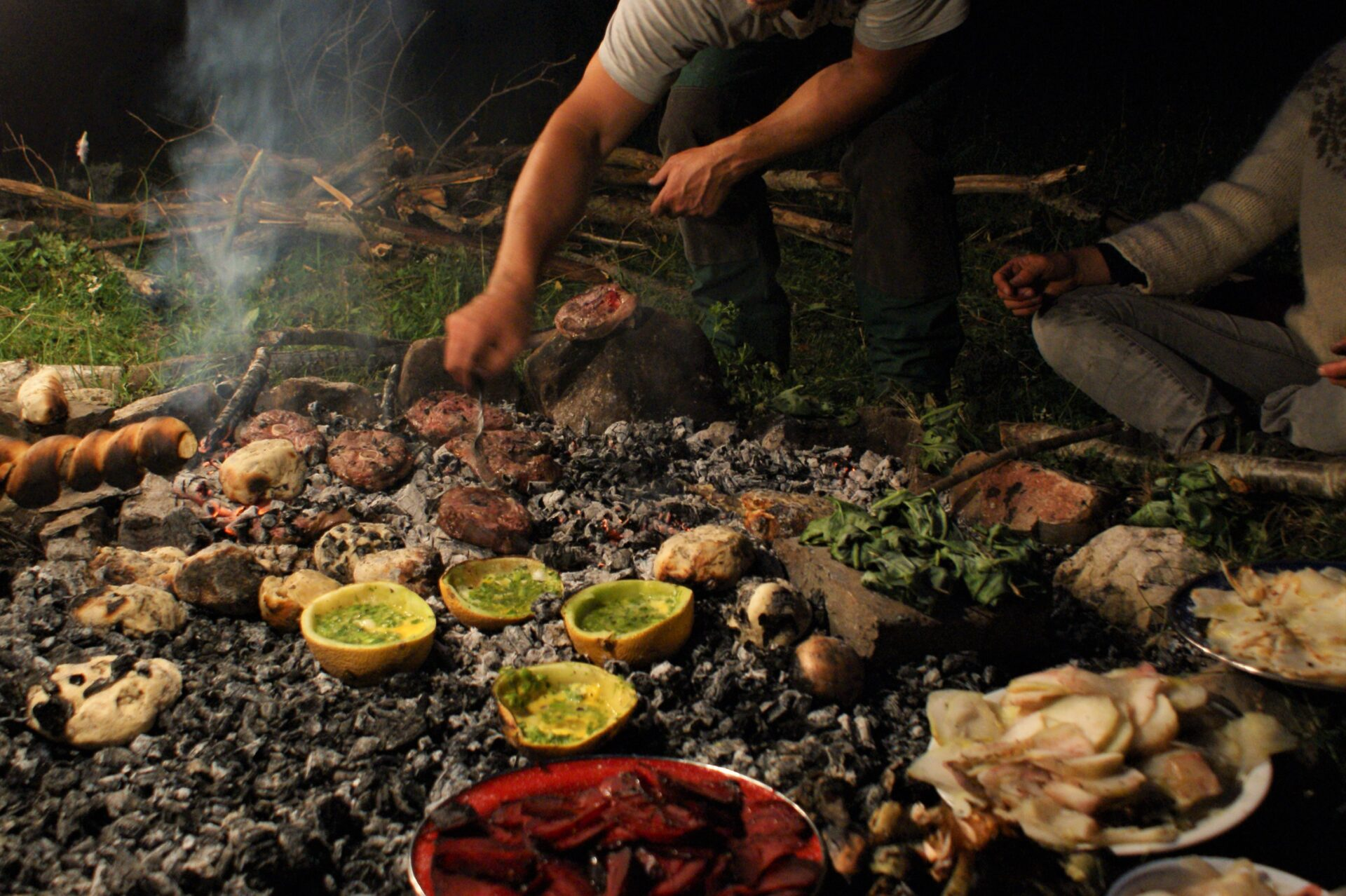 Grill – Im Feuer kochen